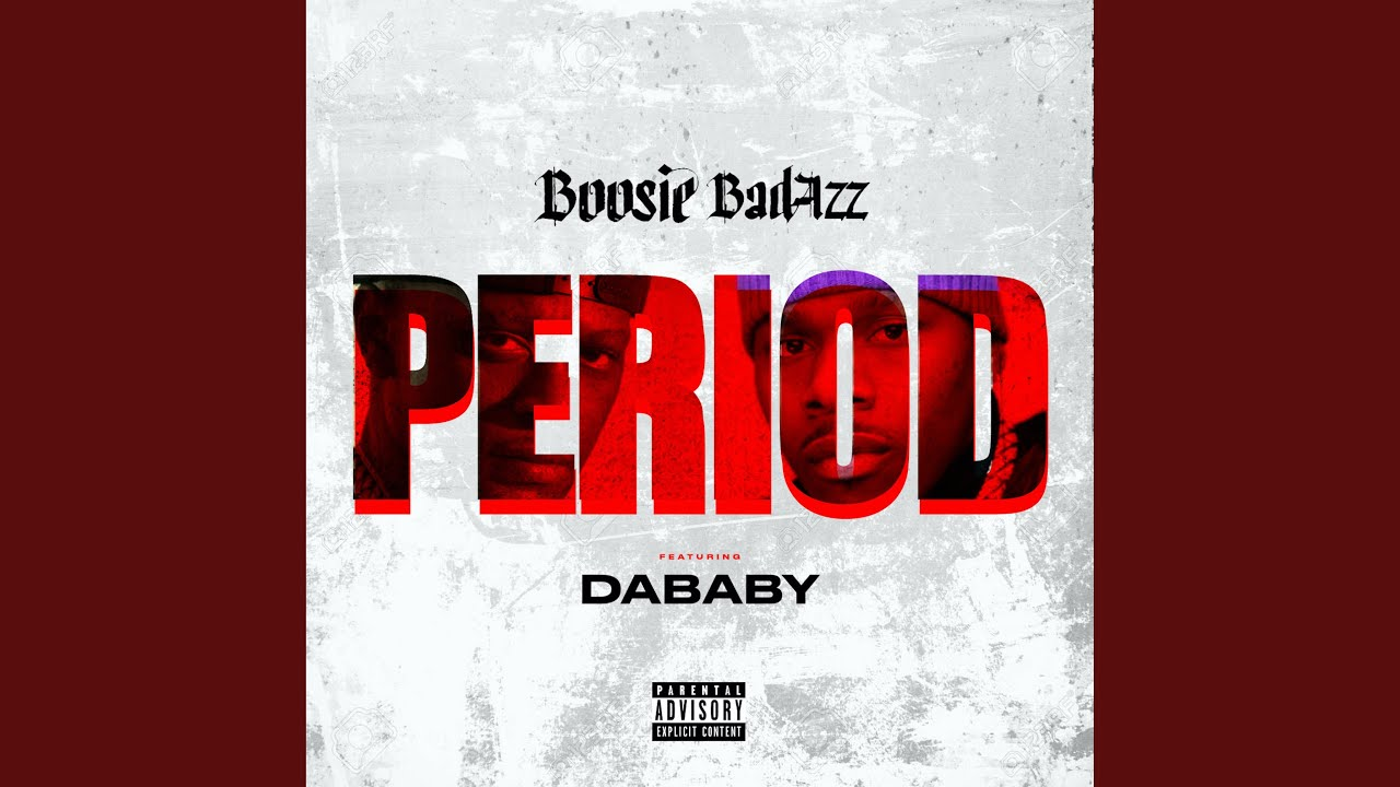 Boosie Badazz & DaBaby Link Up For New Song 'Period'