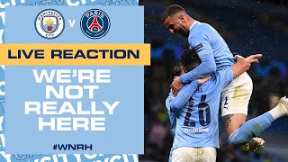 FINAL BOUND!! | MAN CITY 2-0 PSG | CHAMPIONS LEAGUE SEMI-FINAL (2ND LEG)