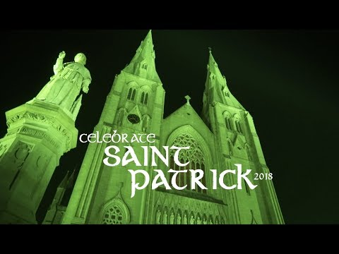 Celebrate St Patrick 2018