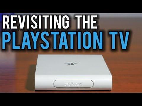 Revisiting the Sony Playstation TV / PS Vita TV / PSTV in 2018 - Homebrew Guide  | MVG