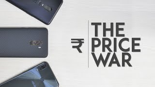 The Price War Has Begun With The Poco F1!