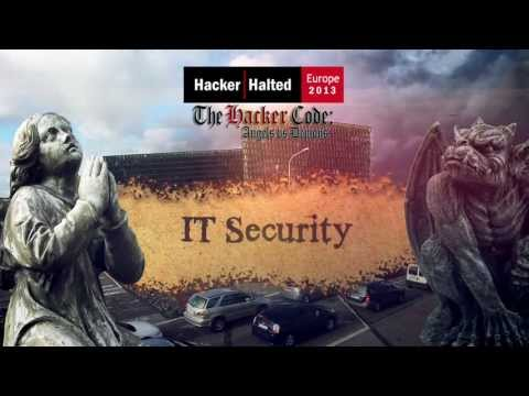 Hacker Halted Europe 2013