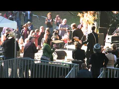 Mavis Staples at Hardly Strictly Bluegrass 2009