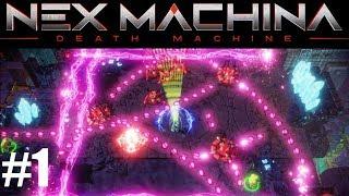 BULLET MANIA - Nex Machina #1 (PS4 - 1080P 60FPS)