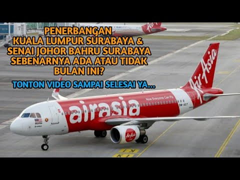 Penerbangan Ke Surabaya Sebenarnya Ada Atau Tidak Youtube