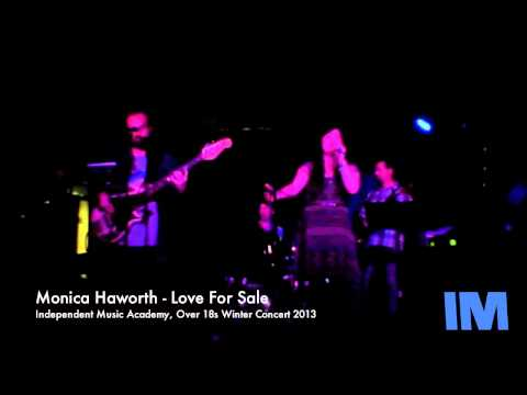 Monica Haworth (Vocals): Love For Sale - Independent Music Academy Winter Concert 2013