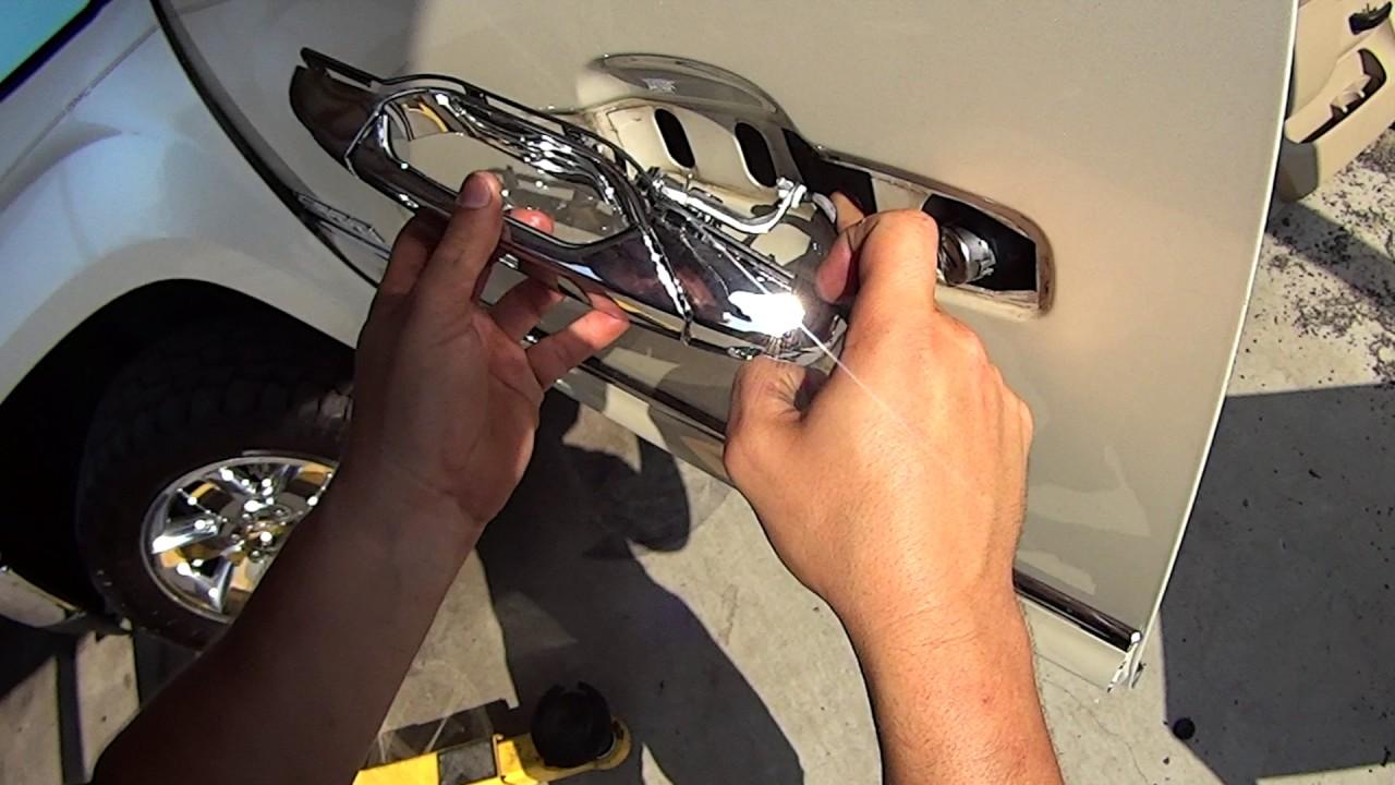 2007  2014 Chevy GMC Cadillac Exterior Door Handle