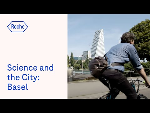 Science and the City - Roche scientist on Basel and his lab