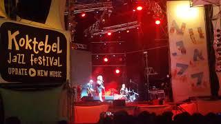 Martina Topley-Bird - Poison live @ Koktebell Jazz Fest