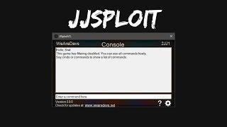 🔥 ROBLOX JJSPLOIT V3🔥 LUA-C,FLOAT,SUICIDE, & MORE