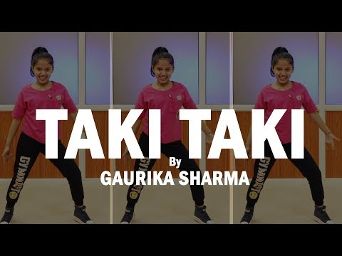 DJ Snake | TAKI TAKI SONG DANCE BY GAURIKA SHARMA