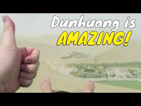Dunhuang, Gansu, China: Part 1