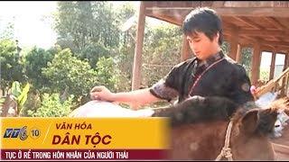 Văn hóa dân tộc - Tục ở rể trong hôn nhân của người Thái