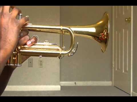 Happy Birthday-Trumpet