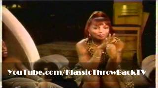 Interview: Mary J. Blige, Foxy Brown, Missy Elliott, Salt (1998) - Part 2