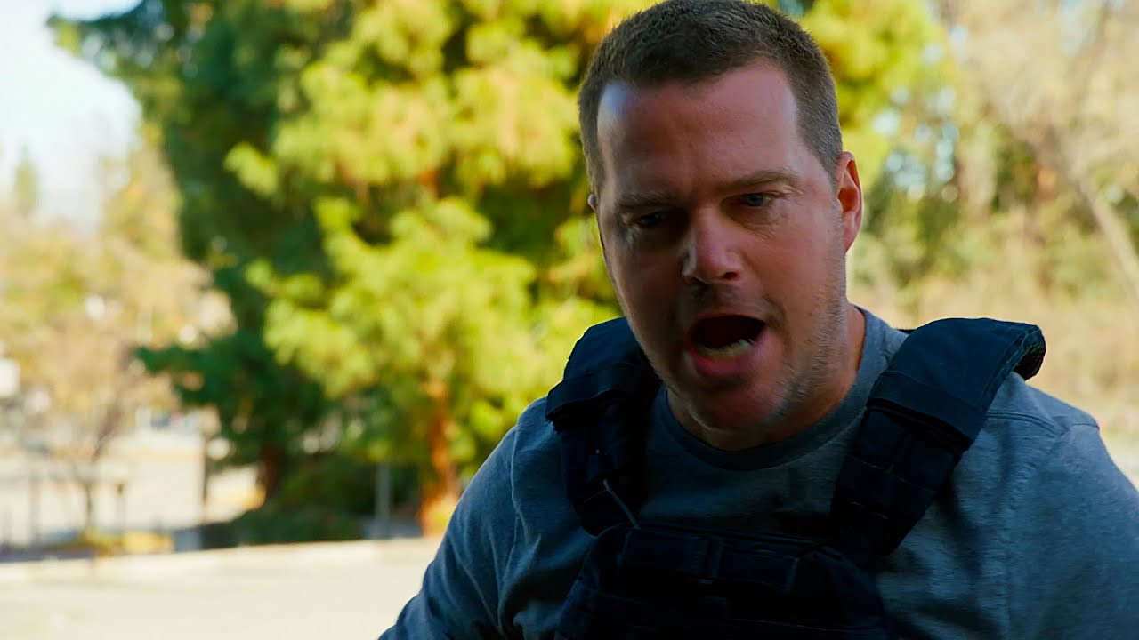Download Callen Chases Anna's Kidnappers - NCIS Los Angeles 12x13