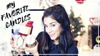 My Favorite Winter Candles! | December Video #11 thumbnail