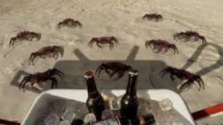 2007 Super Bowl Commercials - Budweiser, King Crab