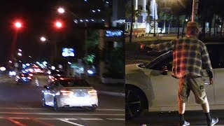 Changing Traffic Lights on People!
