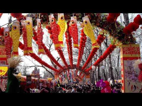 春节歌乐22《欢乐中国节》民樂· 夏飛雲指揮·上海民族樂團演奏