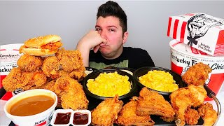 KFC Kentucky Fried Chicken • MUKBANG