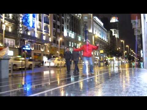 Shawn York - Downtown Madrid
