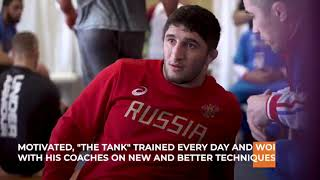 "The World's Best Wrestler?! -- Abdulrashid ""The Russian Tank"" Sadulaev"