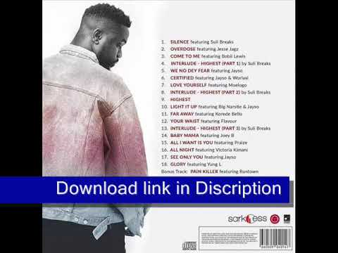 SARKODIE HIGHEST ALBUM FREE DOWNLOAD