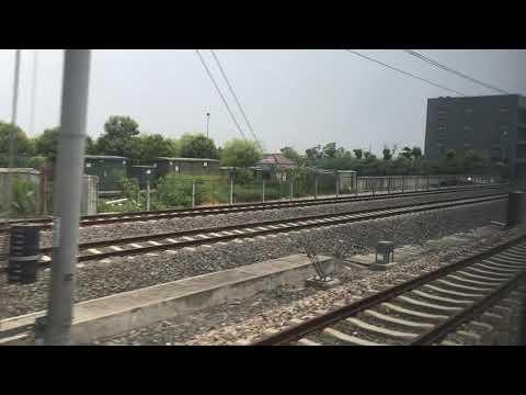 2016 吃貨的使命--Riding High Speed Train to Shanghai坐高鐡去上海