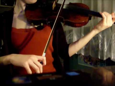 Lindsey Stirling - Electric Daisy Violin (cover)