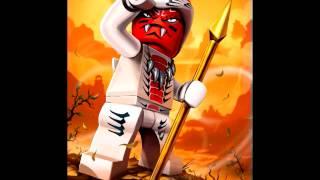 Лего ниндзяго змеи