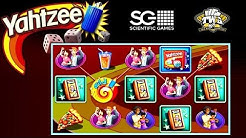 Yahtzee Online Slot from Scientific Games 🎲