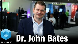 Dr. John Bates, Author | Nutanix .NEXT 2017