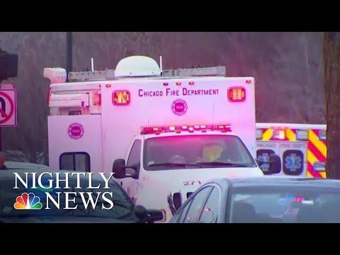 Gunman Opens Fire At Chicago Hospital | NBC Nightly News