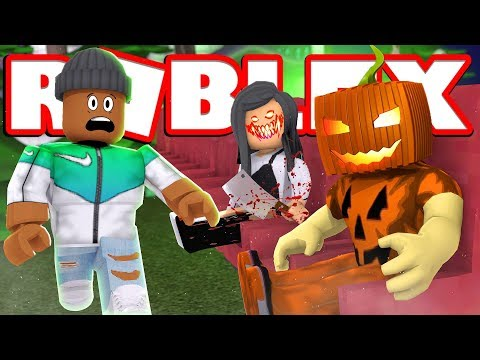 ROBLOX HALLOWEEN MUSICAL CHAIRS