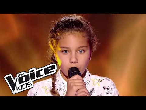 Derni�re danse - Indila | Ilyana | The Voice Kids France 2017 | Blind Audition