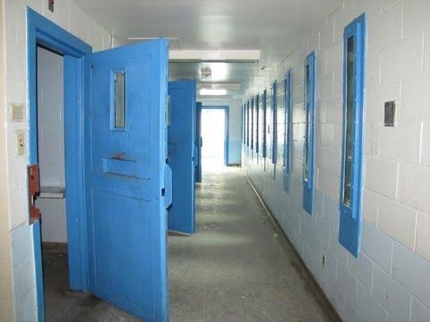 Urban Exploration: Abandoned Correctional Facility