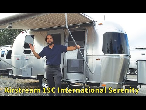 Cool 2017 Airstream Flying Cloud 19C Bambi Small Light Weigh... | Doovi