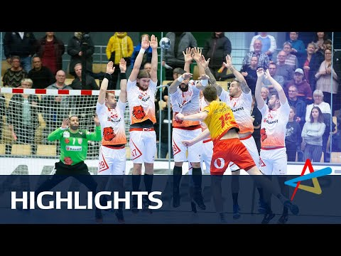 Highlights | Gog Vs. Dinamo Bucuresti | Velux Ehf Champions League 2019/20