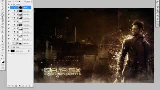 My Deus ex wallpaper  Final Result on my DevArt channel  httpievgenideviantartcomartDeusExWallpaper255425221 image size 1920x1200  Deus