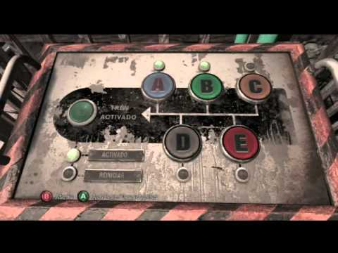 Silent Hill Downpour Devils pit train puzzle solution