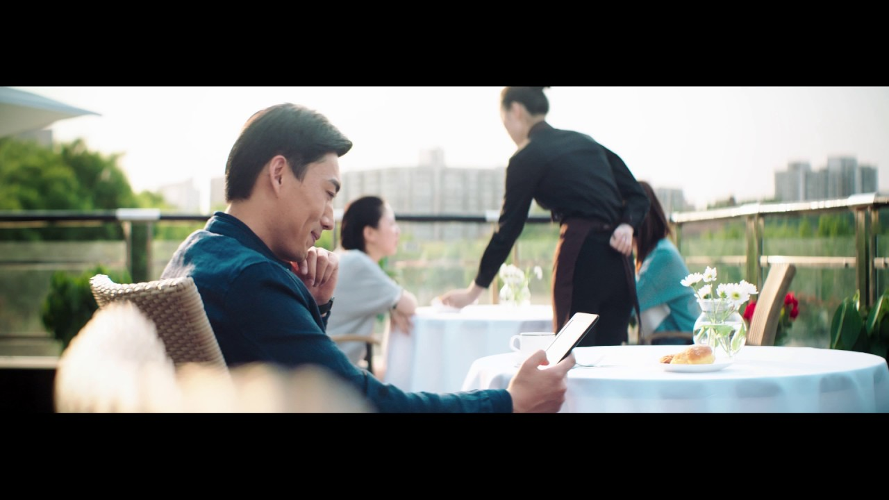 Amazon Kindle 's 2017 TV Commercial in China