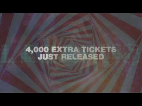 Lazarus Musical London - 4000 extra tickets just released