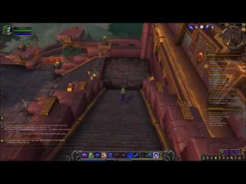 How to find Happy HOLAVA in World of Warcraft (WOW)