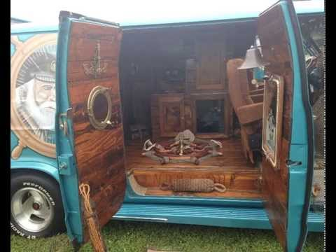 Custom Van Show 42nd National Truck In Greenwich NY