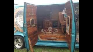 Custom Van Show, 42nd National Truck-In @ Greenwich, NY