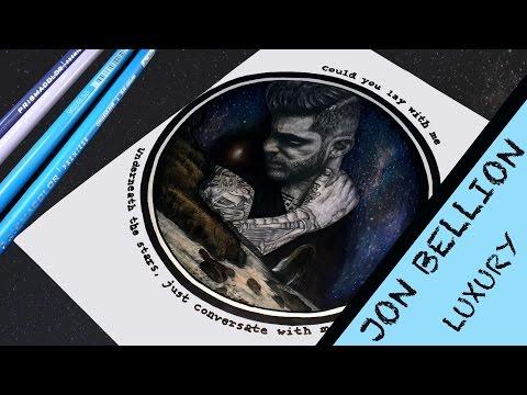 Jon Bellion - Luxury Speed Drawing and...