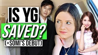 🍵Yang Hyun Suk FINALLY Leaves YG!! (+ Why Somi's Debut Was A Disaster)