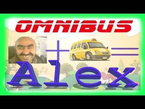 Армянский Водитель автобуса    Alex 🚍