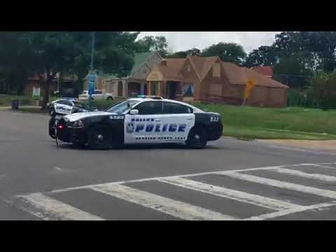 Breaking news SWAT Situation, Possible Shooting Off MLK BLVD     Dallas, TX
